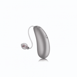 Unitron Discover Jump 9 Rechargeable Hearing Aids - Platinum | Hearing aids