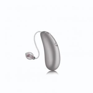 Unitron Discover Jump 9 Rechargeable Hearing Aids - Platinum