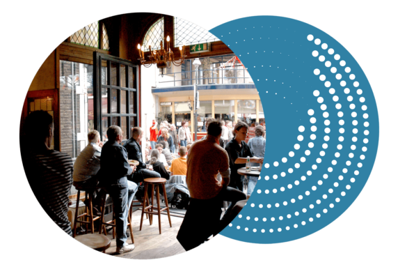 People in bar listening to music | Hearing Aids | Hearing Test | Audiologist | UK